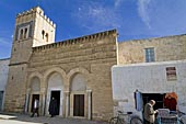 La mosquée des trois portes