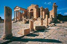 Les villes de l'Antiquité