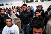 Tensions à Gafsa