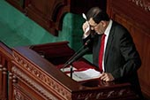 Investiture gouvernement Larayedh