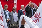 Meeting Union pour la Tunisie