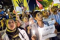 Manifestation Ennahdha