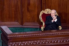 Prestation serment du Président