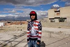 Le quartier de Karma à Kasserine