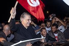 Libération de Nabil Karoui