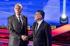 Débat télévisé 2d tour présidentielles