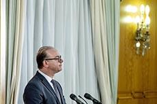 Conférence de presse de Fakhfakh
