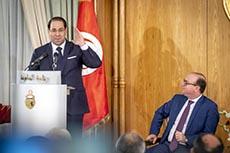 Passation pouvoirs Premiers Ministres