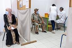 Covid. Centre de vaccination